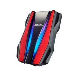 ADATA HD770G 2TB RGB External Hard Drive, 2.5