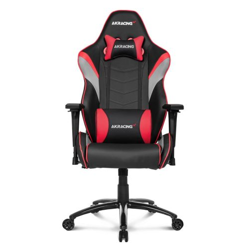 AKRacing Core Series LX Gaming Chair, Black & Red, 5/10 Year Warranty
