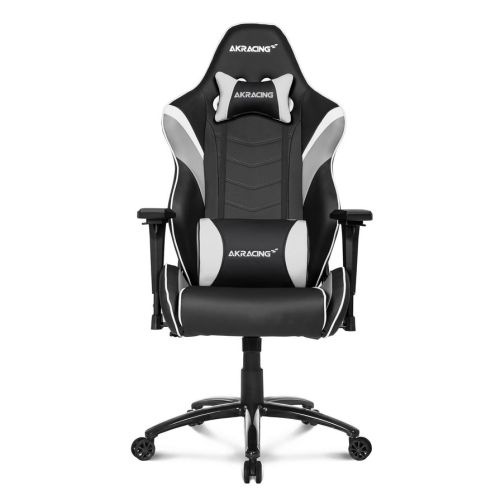 AKRacing Core Series LX Gaming Chair, Black & Grey, 5/10 Year Warranty