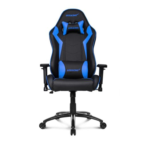 AKRacing Core Series SX Gaming Chair, Black & Blue, 5/10 Year Warranty