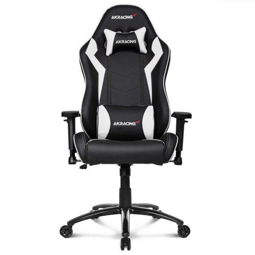 AKRacing Core Series SX Gaming Chair, Black & Grey, 5/10 Year Warranty