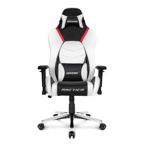 AKRacing Masters Series Premium Gaming Chair, Arctica, 5/10 Year Warranty