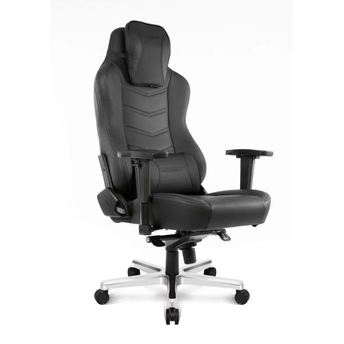 AKRacing Office Series Onyx Gaming Chair, Black, 5/10 Year Warranty