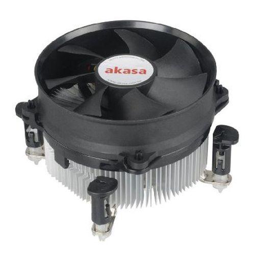 Akasa AK-959CU Heatsink and Fan, Sockets 775, 115x, 1200, PWM Fan, Up to 115W