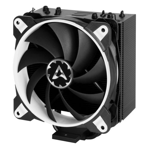 Arctic Freezer 33 eSports ONE Edition Heatsink & Fan, Black & White, Intel & AMD Sockets, Bionix Fan, Fluid Dynamic Bearing, 10 Year Warranty