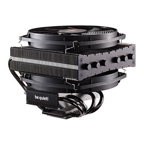 Be Quiet! BK020 Dark Rock TF Heatsink & Fan, Intel & AMD Sockets, Dual Silent Wings Fans, Fluid Dynamic
