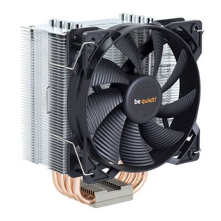 Be Quiet! BK009 Pure Rock Heatsink & Fan, Intel & AMD Sockets, 120mm PWM Fan