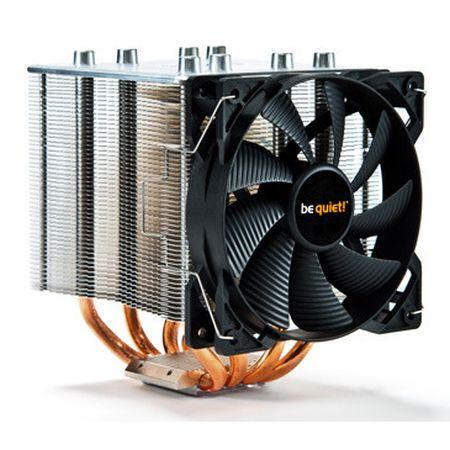Be Quiet! BK013 Shadow Rock 2 Heatsink & Fan, Intel & AMD Sockets, Silent Wings Fan