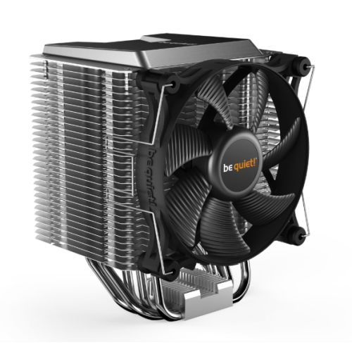 Be Quiet! BK004 Shadow Rock 3 Heatsink & Fan, Intel & AMD Sockets, Shadow Wings 2 Fan, 190W TDP