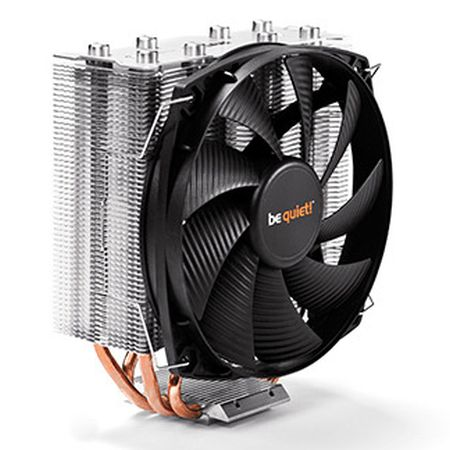 Be Quiet! BK010 Shadow Rock Slim Heatsink & Fan, Intel & AMD Sockets, Silent Wings Fan