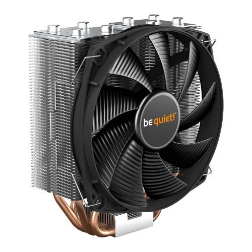 Be Quiet! BK032 Shadow Rock Slim 2 Heatsink & Fan, Intel & AMD Sockets, Silence-optimized Fan, 160W TDP