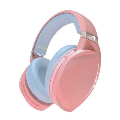 Asus ROG Strix Fusion 300 PNK LTD 7.1 Gaming Headset, 50mm Drivers, 7.1 Surround Sound, Boom Mic, Pink