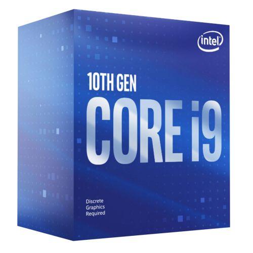 Intel Core I9-10900F CPU, 1200, 2.8 GHz (5.2 Turbo), 10-Core, 65W, 14nm, 20MB Cache, Comet Lake, No Graphics
