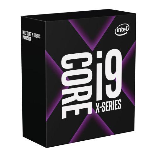 Intel Core I9-9820X CPU, 2066, 3.3GHz (4.1 Turbo), 10-Core, 165W, 16.5MB Cache, Overclockable, No Graphics, Sky Lake, NO HEATSINK/FAN