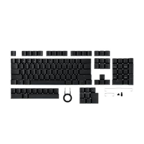 Asus AC03 ROG PBT Keycap Set, PBT Material Keycaps, ROG Legends for Stylish Illumination