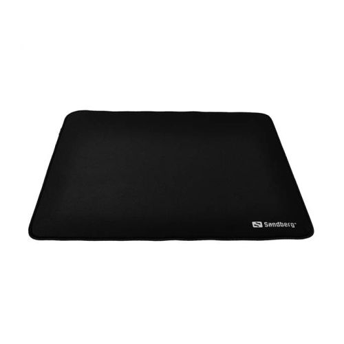 Sandberg XL Gaming Mouse Pad, Black, 450 x 400 mm, 5 Year Warranty