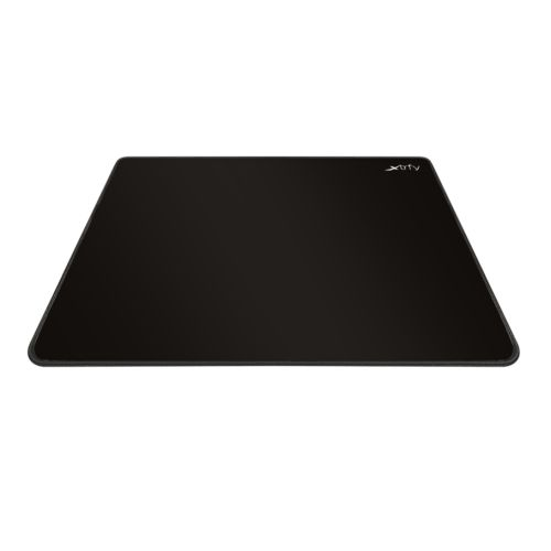 Xtrfy GP4 Large Surface Gaming Mouse Pad, Original Black, Cloth Surface, Non-slip Base, Washable, 460 x 400 x 4 mm