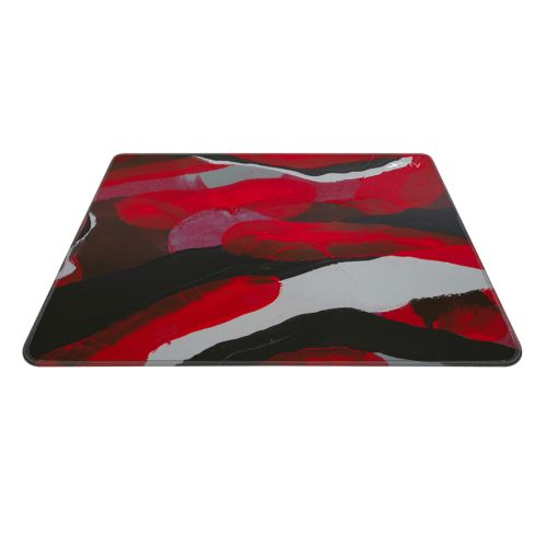 Xtrfy GP4 Large Surface Gaming Mouse Pad, Abstract Retro, Cloth Surface, Non-slip Base, Washable, 460 x 400 x 4 mm