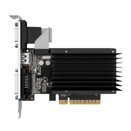 Palit GT730, 2GB DDR3, PCIe2, VGA, DVI, HDMI, 902MHz Clock