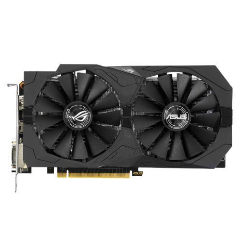 Asus GTX1050 Ti STRIX, 4GB DDR5, PCIe3, DVI, HDMI, DP, 1392 MHz