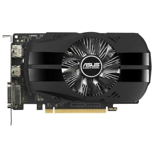 Asus Phoenix GeForce GTX1050, 3GB DDR5, PCIe3, DVI, HDMI, DP, 1518MHz Clock, Compact Design