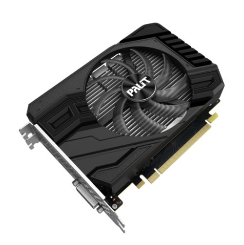 Palit GTX1650 SUPER StormX, 4GB DDR6, DVI, HDMI, DP, 1725MHz Clock
