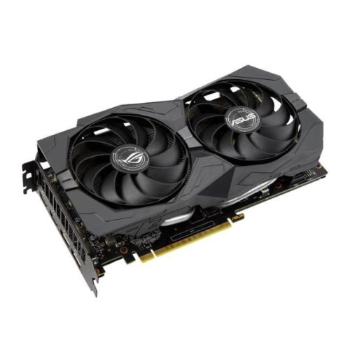 Asus ROG STRIX GTX1660 SUPER OC, 6GB DDR6, 2 HDMI, 2 DP, 1875MHz Clock, Overclocked