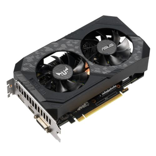 Asus TUF GAMING GTX1660 OC, 6GB DDR5, DVI, HDMI, DP, 1845MHz, Overclocked