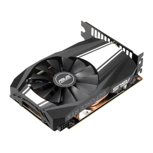 Asus Phoenix GeForce RTX2060, 6GB DDR6, DVI, 2 HDMI, DP, 1680MHz Clock, Compact Design
