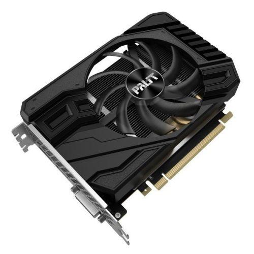 Palit RTX2060 StormX, 6GB DDR6, DVI, HDMI, DP, 1680MHz Clock, Compact Design