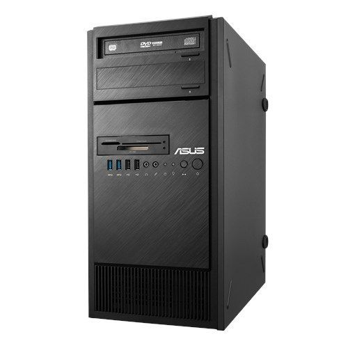 Asus ESC300 G4-7500003Z Workstation Tower PC, i5-7500, 8GB, 128GB SSD, 1TB HDD, GTX1060, No Operating System, 3 Year On-Site NBD