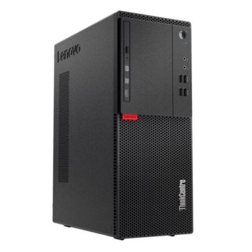 Lenovo ThinkCentre M710T Tower PC, i3-7100, 4GB, 500GB, DVDRW, Windows 10 Pro, 3 Years on-site