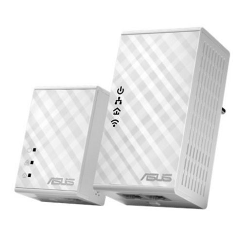 Asus (pl-n12 Kit) 300mbps Wireless N Powerline Adapter Starter Kit,...