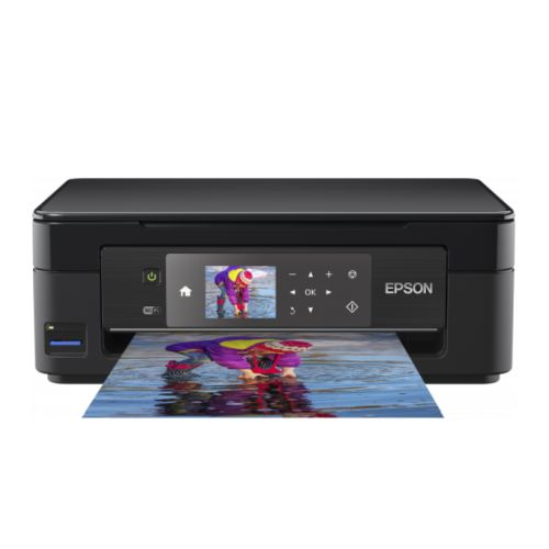 Epson XP-452 Expression Home Wireless Small-In-One Colour Inkjet Printer, Wi-Fi Direct, LCD Screen