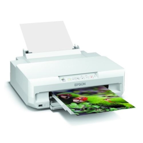 Epson Expression Photo XP-55 Wireless A4 Inkjet Printer, Double Sided Printing, Mobile Printing, 32ppm
