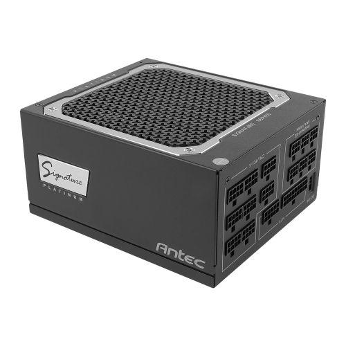 Antec Signature 1000W Platinum PSU, Fluid Dynamic Fan, Fully Modular, 80+ Platinum, Zero RPM Mode