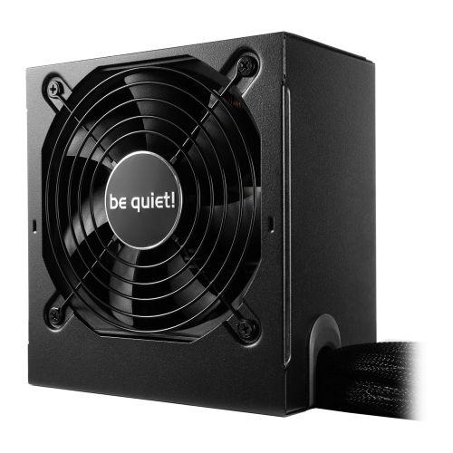 Be Quiet! 500W System Power 9 PSU, 80+ Bronze, Dual 12V, Cont. Power