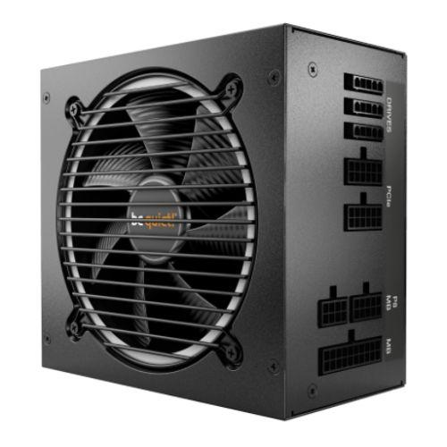 Be Quiet! 550W FM Pure Power 11 PSU, Fully Modular, Rifle Bearing Fan, 80+ Gold, Cont. Power