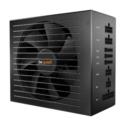 Be Quiet! 550W Straight Power 11 PSU, Fully Modular, Fluid Dynamic Fan, SLI/XFire, 80+ Gold