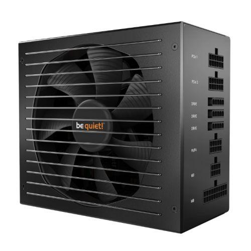 Be Quiet! 550W Straight Power 11 PSU, Fully Modular, Fluid Dynamic Fan, Quad Rail, 80+ Platinum