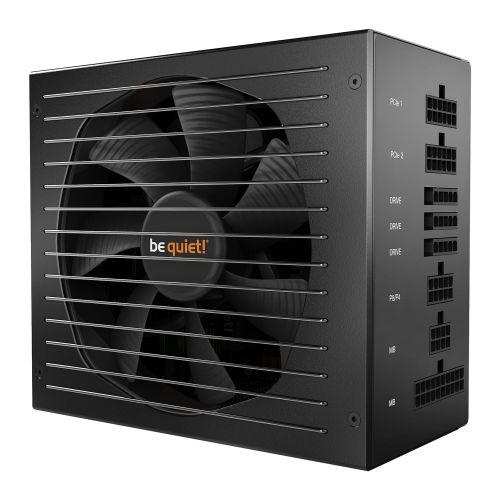 Be Quiet! 650W Straight Power 11 PSU, Fully Modular, Fluid Dynamic Fan, Quad Rail, 80+ Platinum