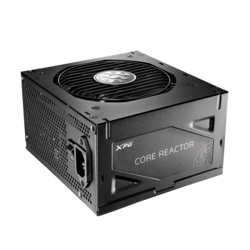ADATA XPG 650W Core Reactor PSU, Fully Modular, Fluid Dynamic Fan, 80+ Gold, 10 Year Warranty