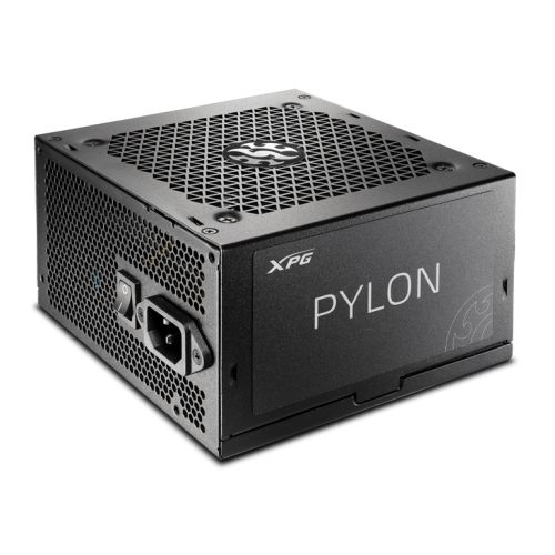 ADATA XPG 650W Pylon PSU, Fully Wired, Fluid Dynamic Fan, 80+ Bronze, Cont. Power
