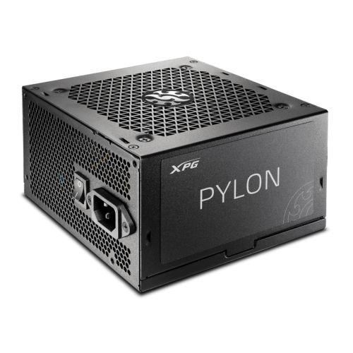 ADATA XPG 750W Pylon PSU, Fully Wired, Fluid Dynamic Fan, 80+ Bronze, Cont. Power