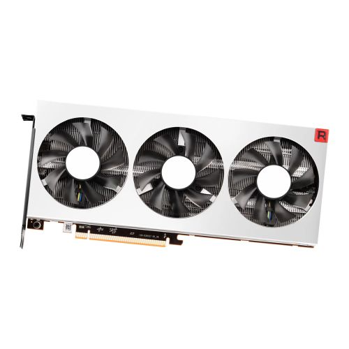 Asus Radeon VII, 16GB HBM2, 7nm, HDMI, 3 DP, 1750MHz Clock, Triple Fan