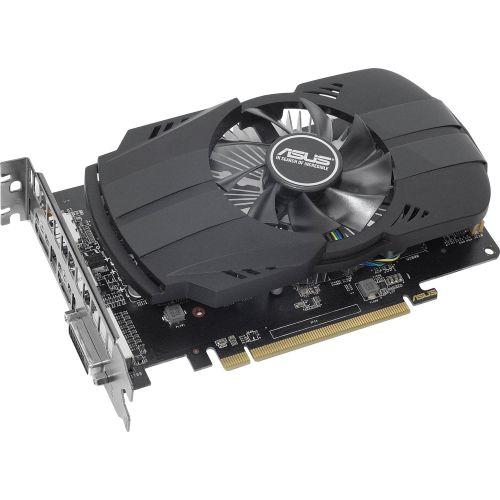 Asus Pheonix Radeon RX550, 4GB DDR5, PCIe3, DVI, HDMI, DP, 1071MHz Clock, Compact
