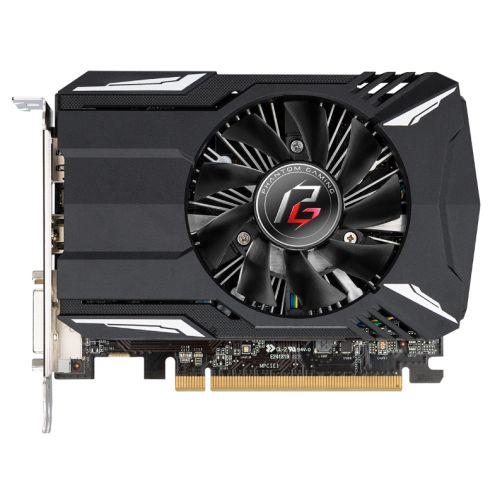 Asrock Phantom Gaming Radeon RX560, 4GB DDR5, PCIe3, DVI, HDMI, DP, 1223MHz Clock