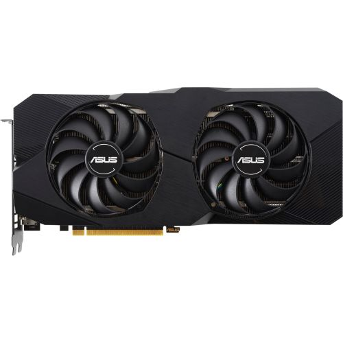 Asus ROG DUAL RX5600 XT EVO, 6GB DDR6, PCIe4, HDMI, 3 DP, 1770MHz Clock, 0dB Tech