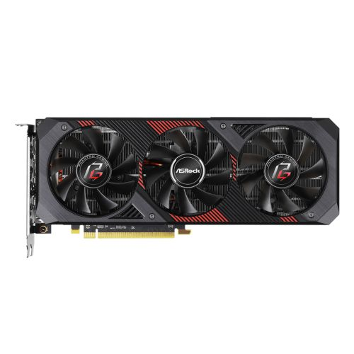 Asrock RX5600 XT Phantom Gaming D3 OC, 6GB DDR6, PCIe4, HDMI, 3 DP, 1750MHz Clock, RGB Lighting