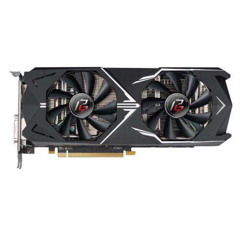 Asrock Phantom Gaming X Radeon RX580 OC, 8GB DDR5, PCIe3, DVI, HDMI, 3 DP, 1435MHz